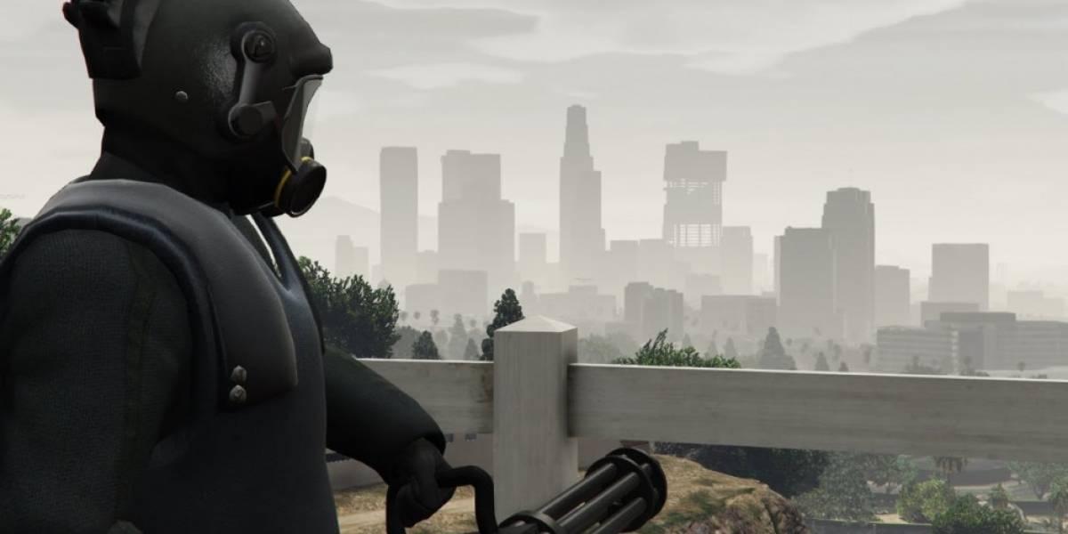 Recrean el tráiler de Battlefield 1 en GTA V