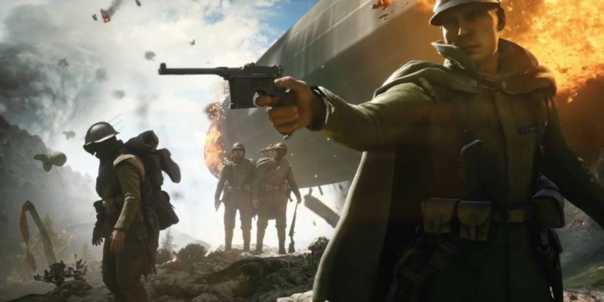 Battlefield 1 recibe tráiler de lanzamiento repleto de acción