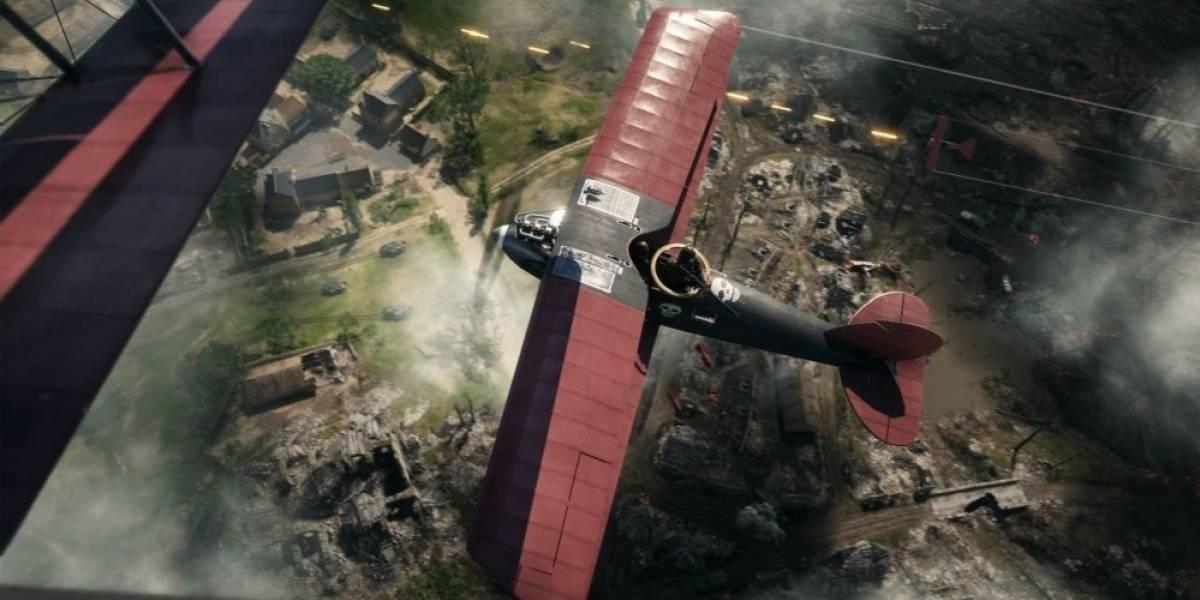 Detallan la Prueba de Juego Anticipada de Battlefield 1 en EA/Origin Access