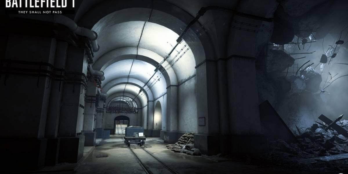Primer vistazo a dos de los nuevos mapas de Battlefield 1
