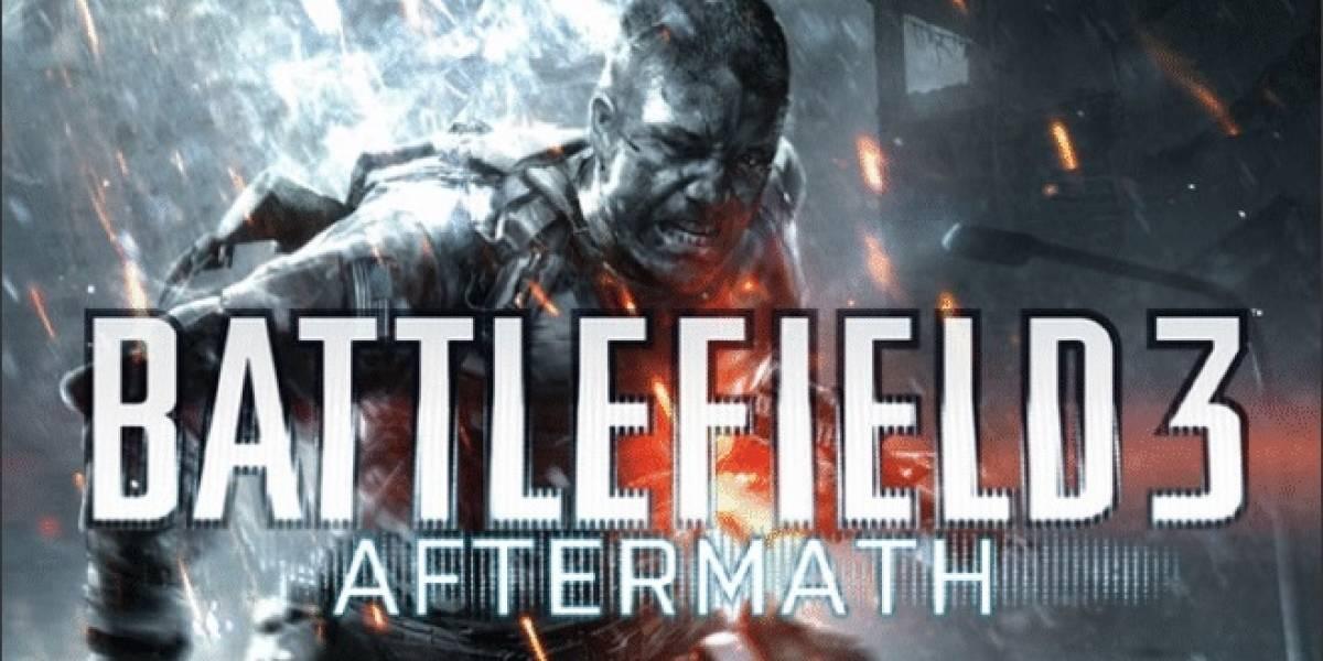 Battlefield 3: Aftermath probado con 35 tarjetas de video
