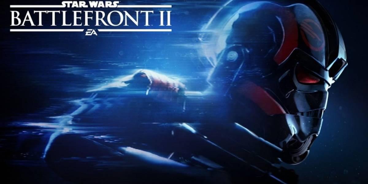 Mira el tráiler extendido de Star Wars Battlefront II