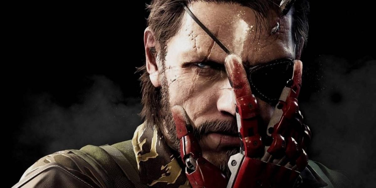 Metal Gear Solid V: The Definitive Experience recibe tráiler de lanzamiento