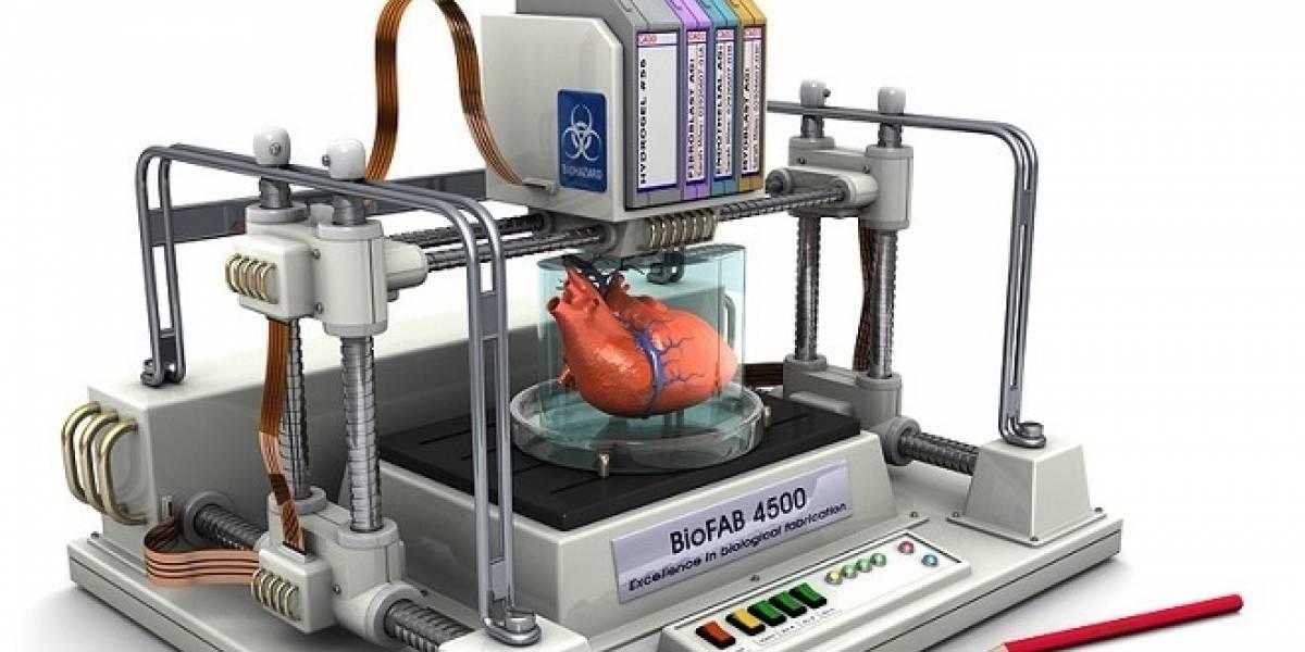 Tejido humano podría ser fabricado por una bioimpresora 3D (Video)