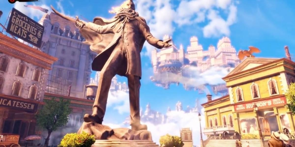Lanzan nuevo tráiler de BioShock Infinite remasterizado