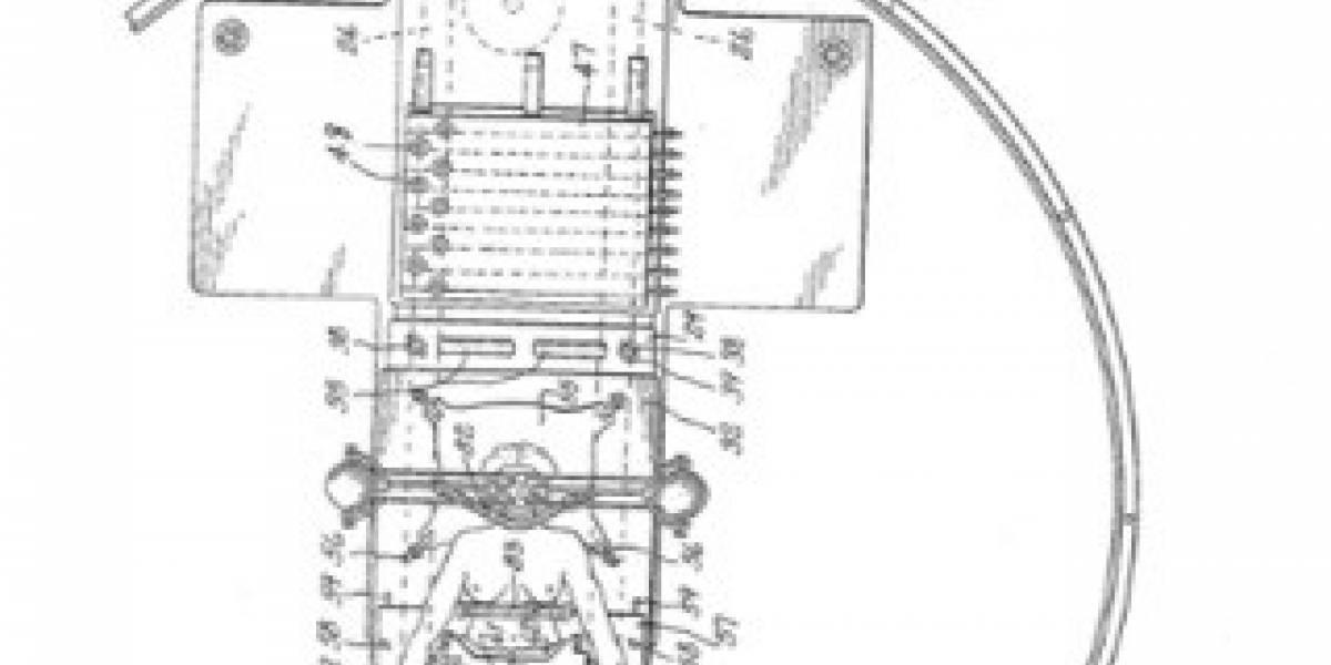 Patentes del Recuerdo: centrífuga de partos