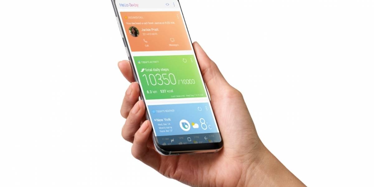 4 apps para reasignar la tecla Bixby de los Galaxy S8 y S8+