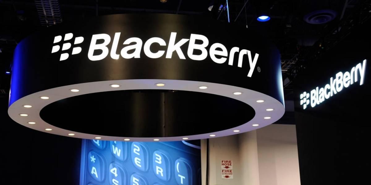 Fotos del que podría ser el último Blackberry con teclado físico