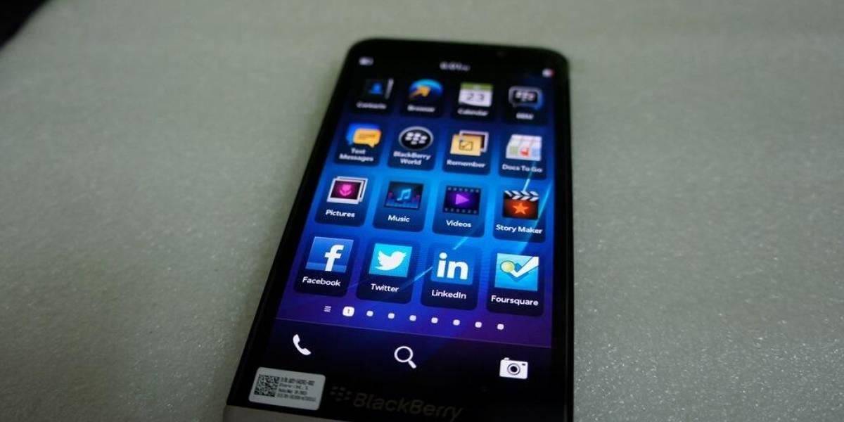 """BlackBerry A10 """"Aristo"""" se filtra en fotos más detalladas"""