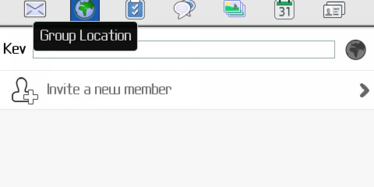 RIM prepara una nueva aplicación de colaboración