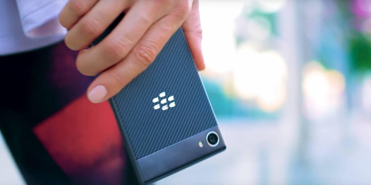 """BlackBerry dice que su nuevo teléfono es """"imparable""""."""