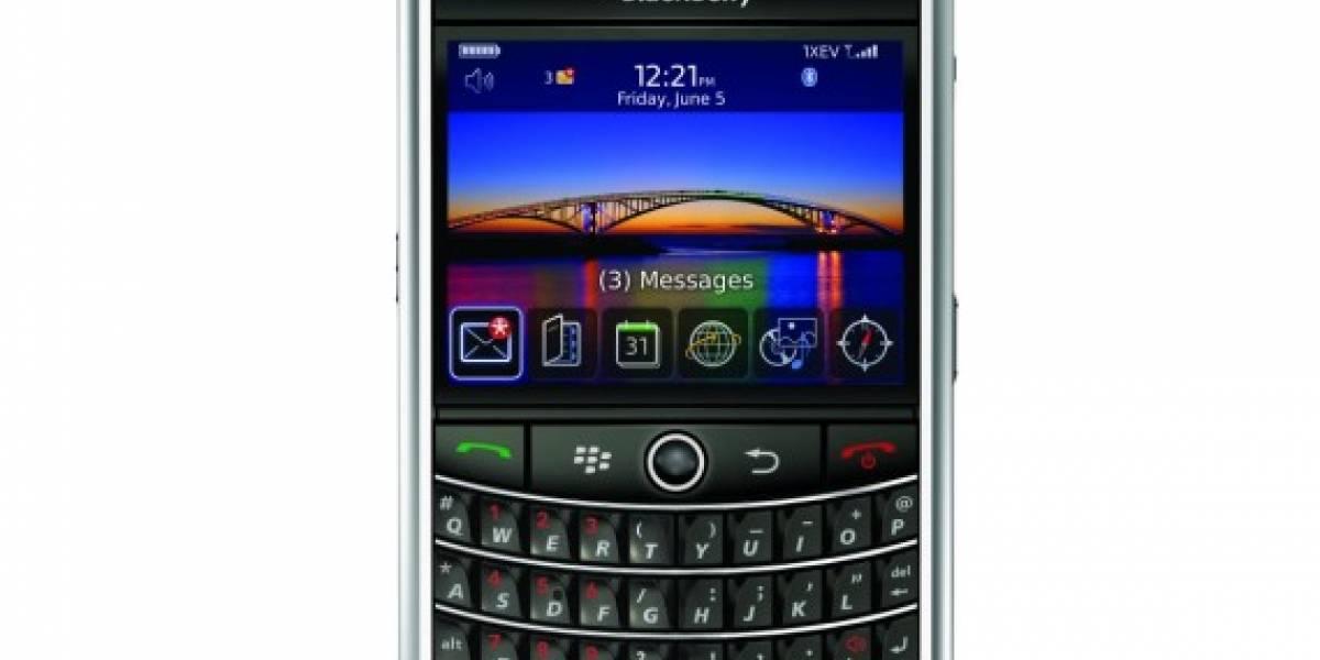 BlackBerry 9630 Tour: Curve 3G pero sin WiFi