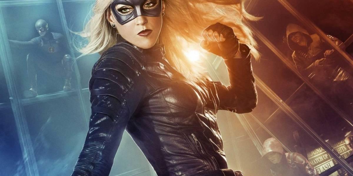 Black Canary, el nuevo personaje de Injustice 2