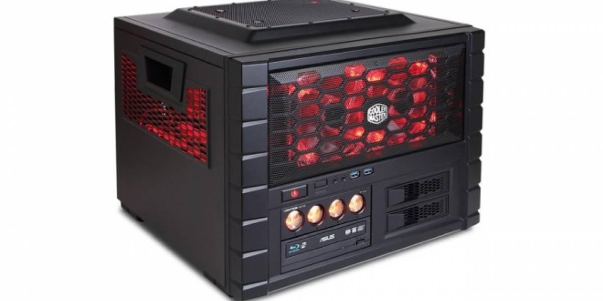 CyberPowerPC actualiza su línea Black Mamba con el nuevo Intel i7-3970X Extreme Edition