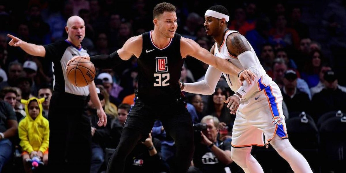 Clippers traspasan a la estrella Blake Griffin a Pistones de Detroit