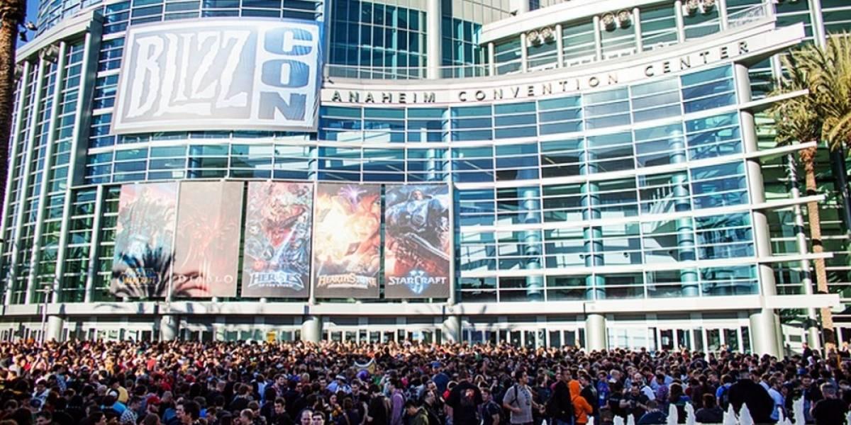 Mira en directo BlizzCon 2015