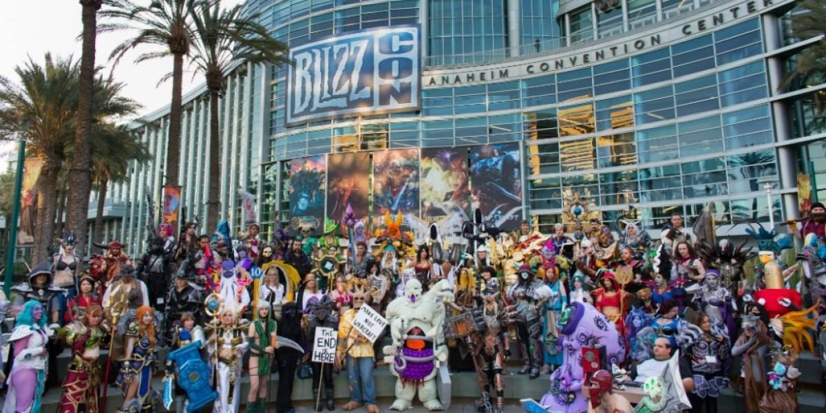Ya pueden comprar su ticket virtual para la BlizzCon 2016