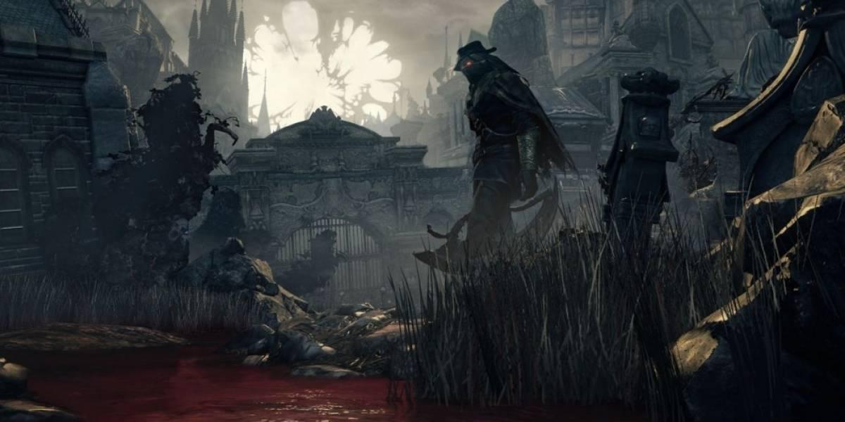 Llegará a occidente el libro de arte oficial de Bloodborne