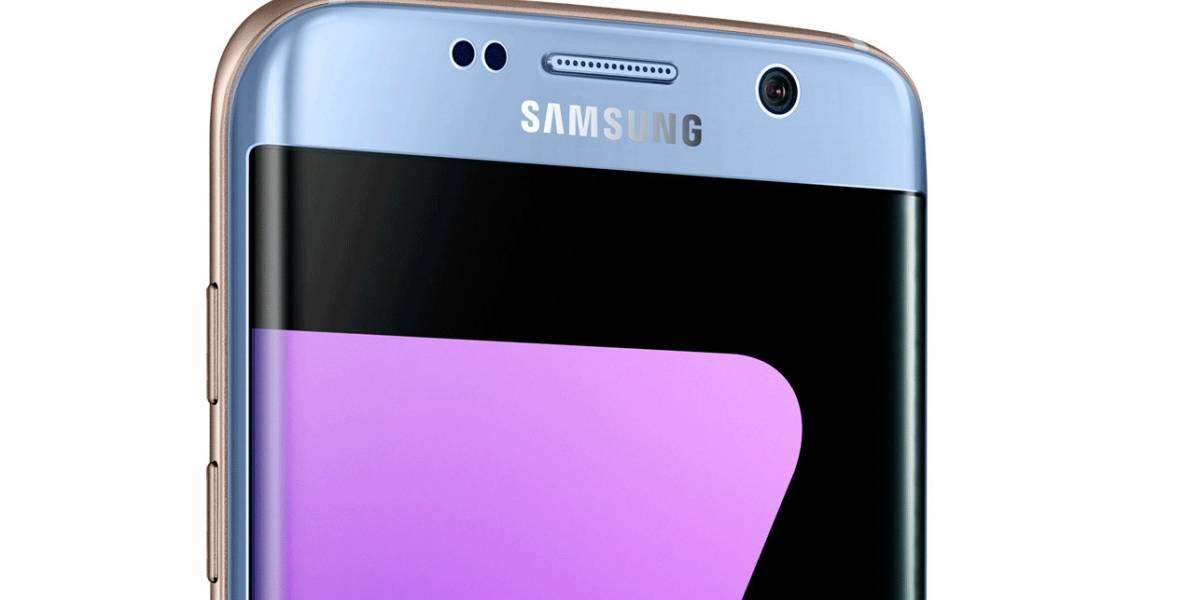 Galaxy S7 edge Blue Coral estará disponible en México la próxima semana