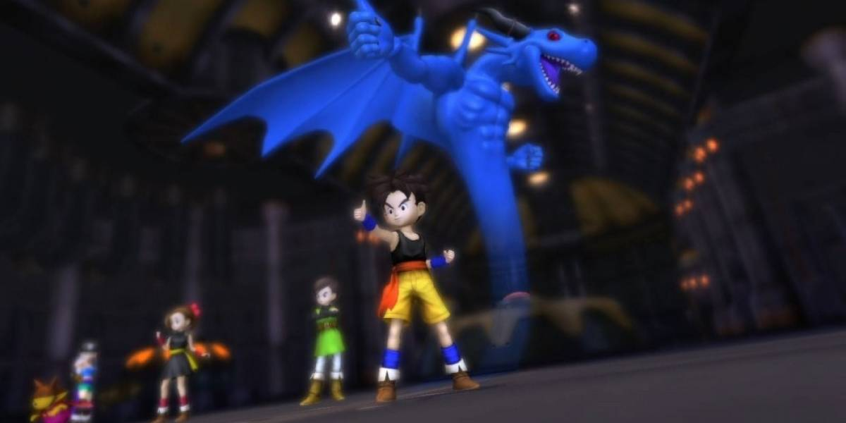 Blue Dragon ahora es retrocompatible en Xbox One