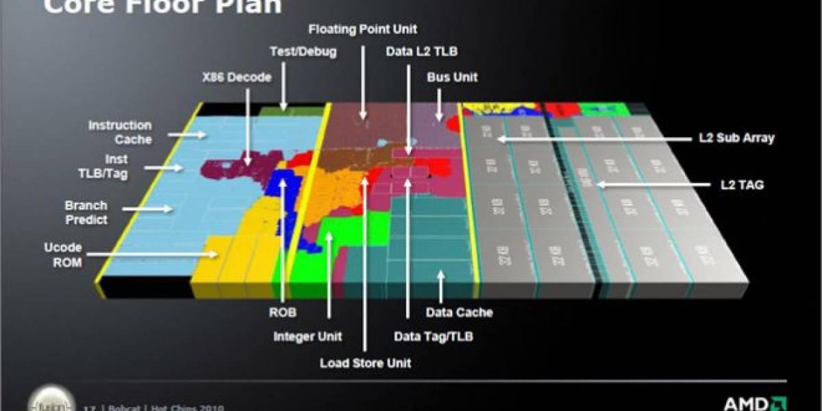 APU AMD Hondo inicialmente soportará únicamente a Windows 8