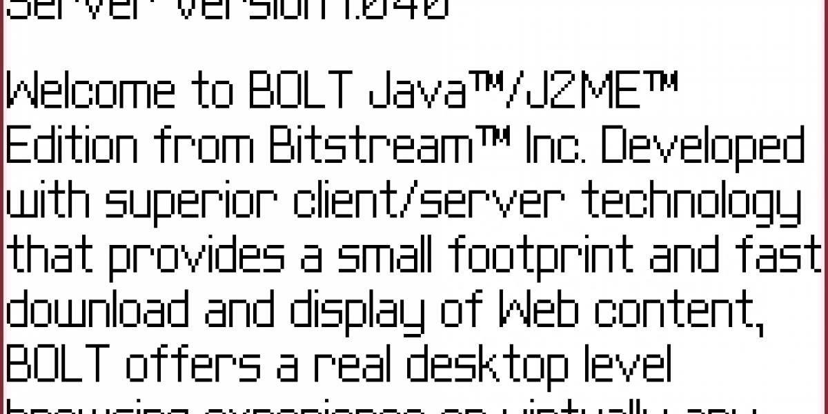 Tercera beta del navegador Bolt disponible para descarga