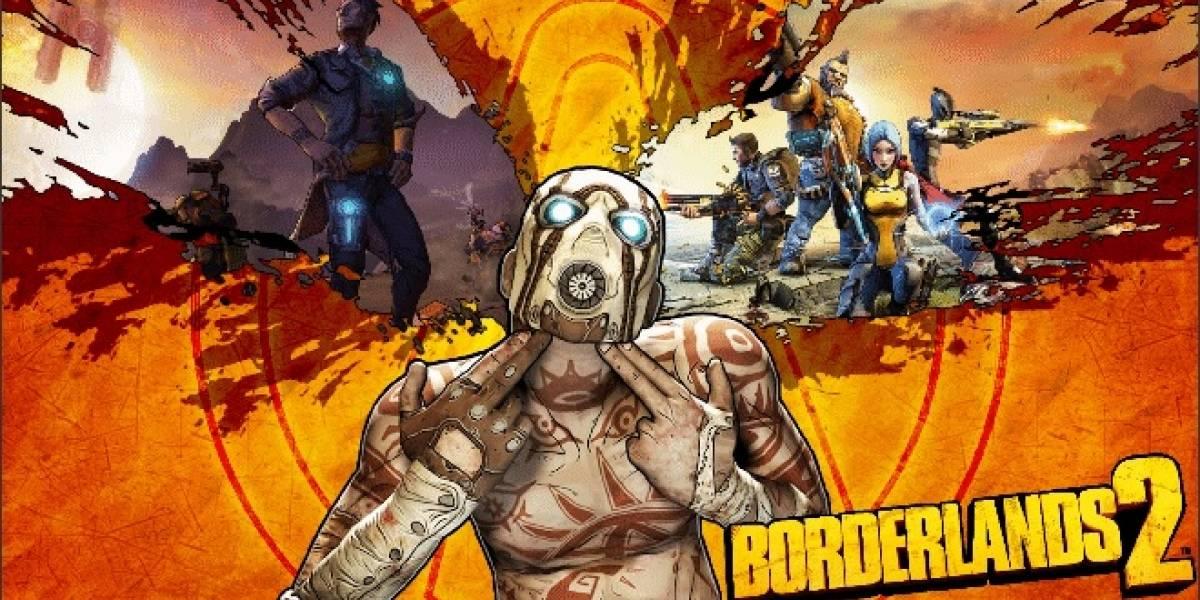 Borderlands 2 probado con 20 tarjetas de video