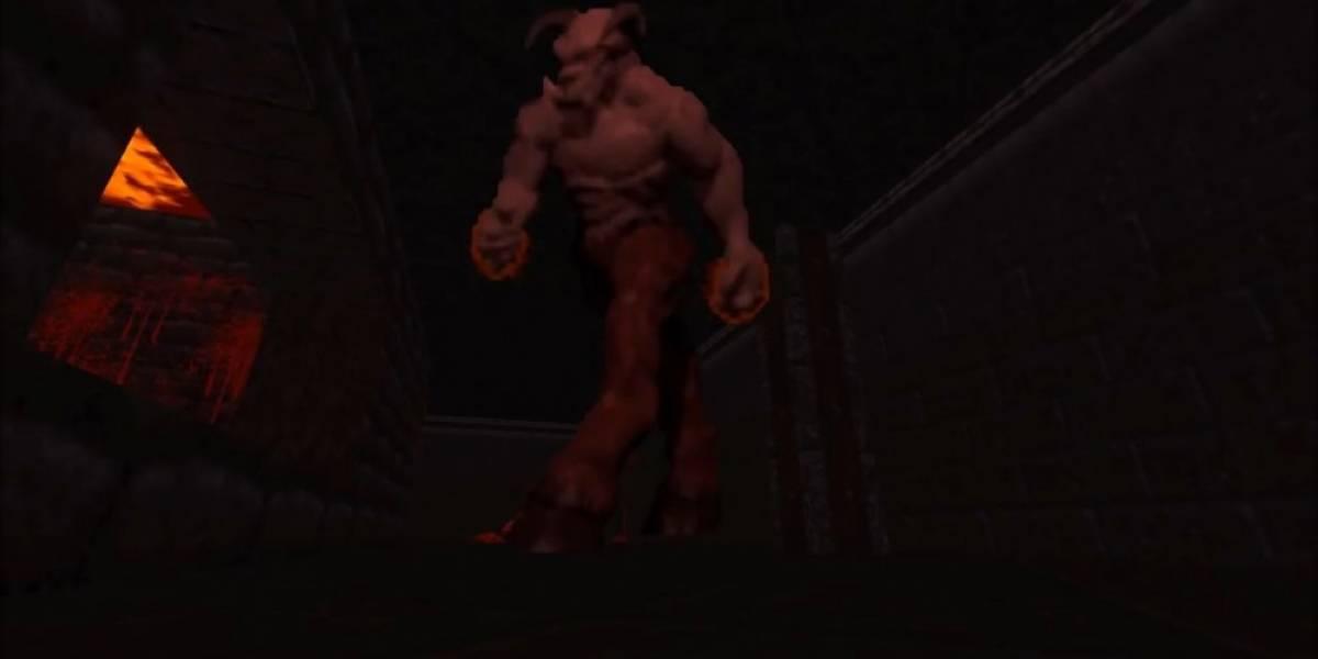 Brutal Doom 64 llegará a PC justo a tiempo para Halloween