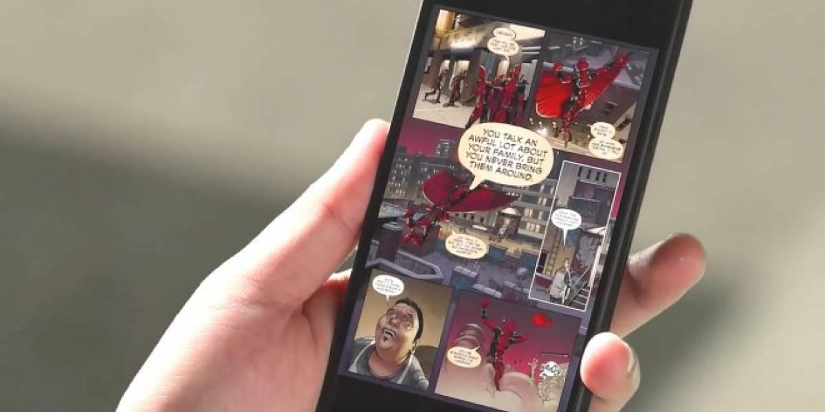 Google mejora la forma de leer cómics en móviles con Bubble Zoom