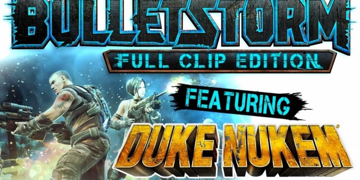 Gearbox presenta Bulletstorm: Full Clip Edition para PS4, Xbox One y PC