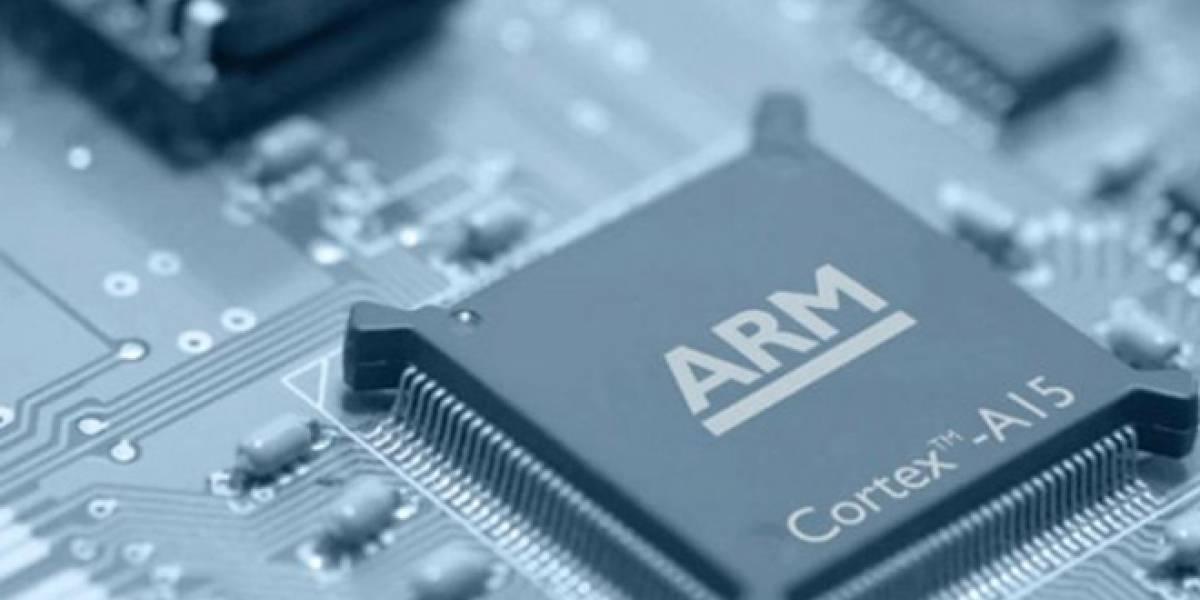 ARM ya piensa en chips a 20nm para el próximo año