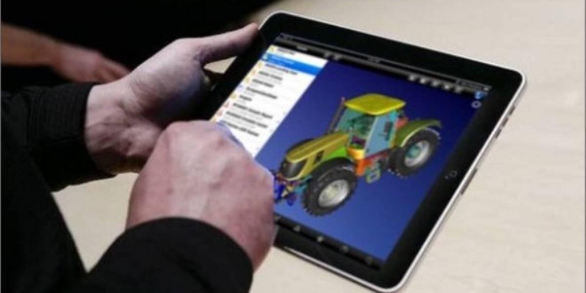 Status actual del CAD en Smartphones y Tablets 2011