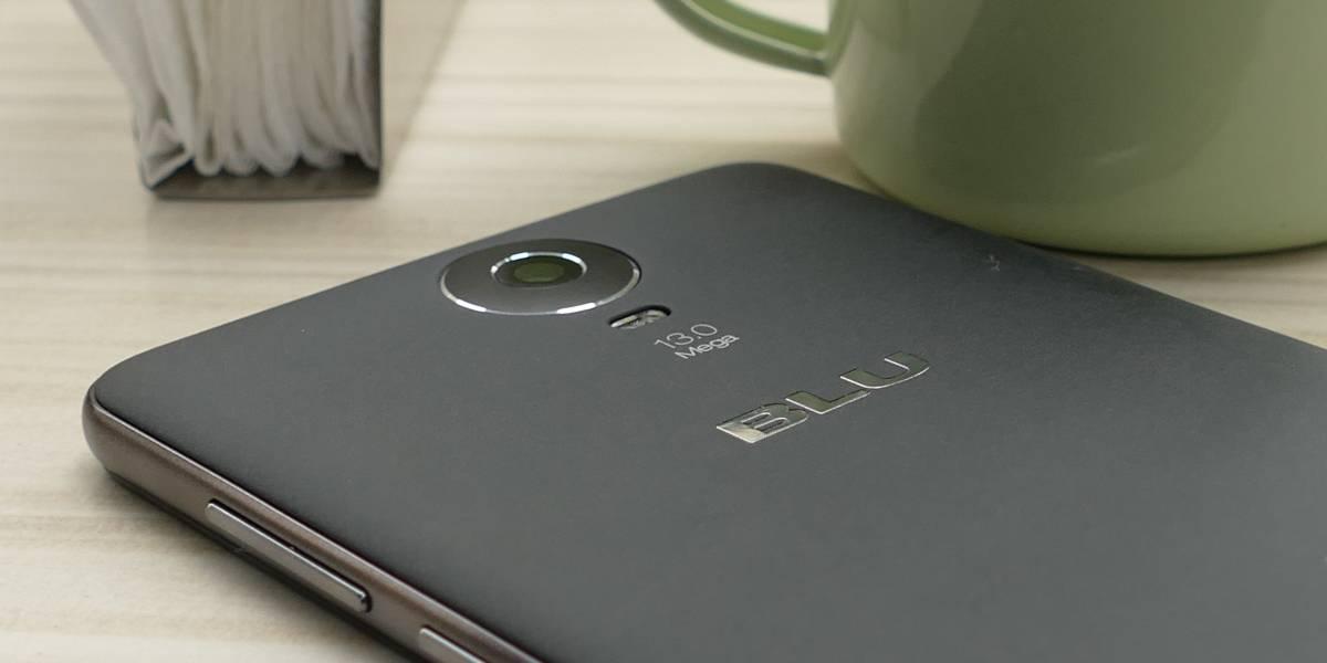 """Amazon deja de vender smartphones BLU por """"potenciales problemas de seguridad"""" [ACTUALIZADO]"""