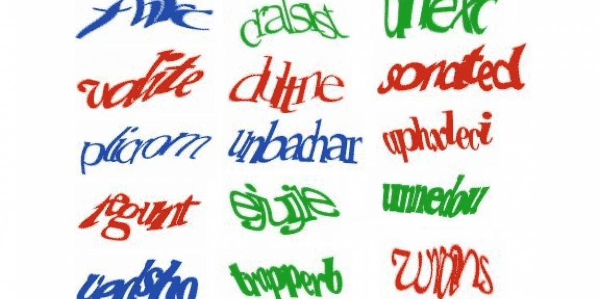 CAPTCHAS [CHWonders]