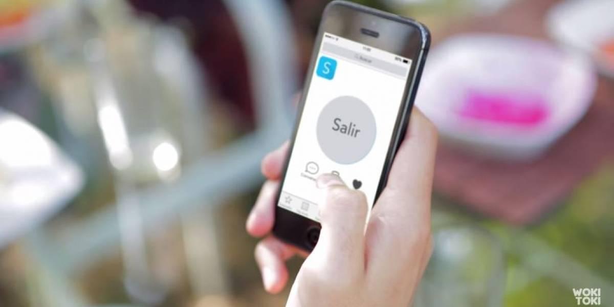 """Woki Toki presenta llamativa """"aplicación"""" para ignorar nuestro smartphone"""