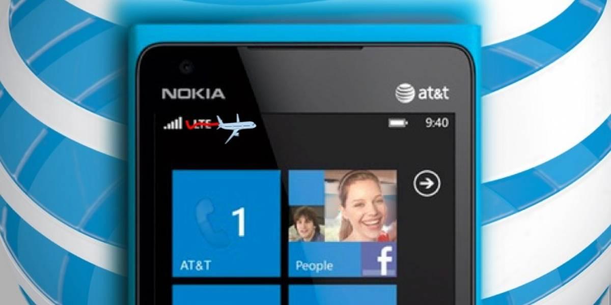 Nokia Lumia 900 se estrena con AT&T y problemas de conectividad