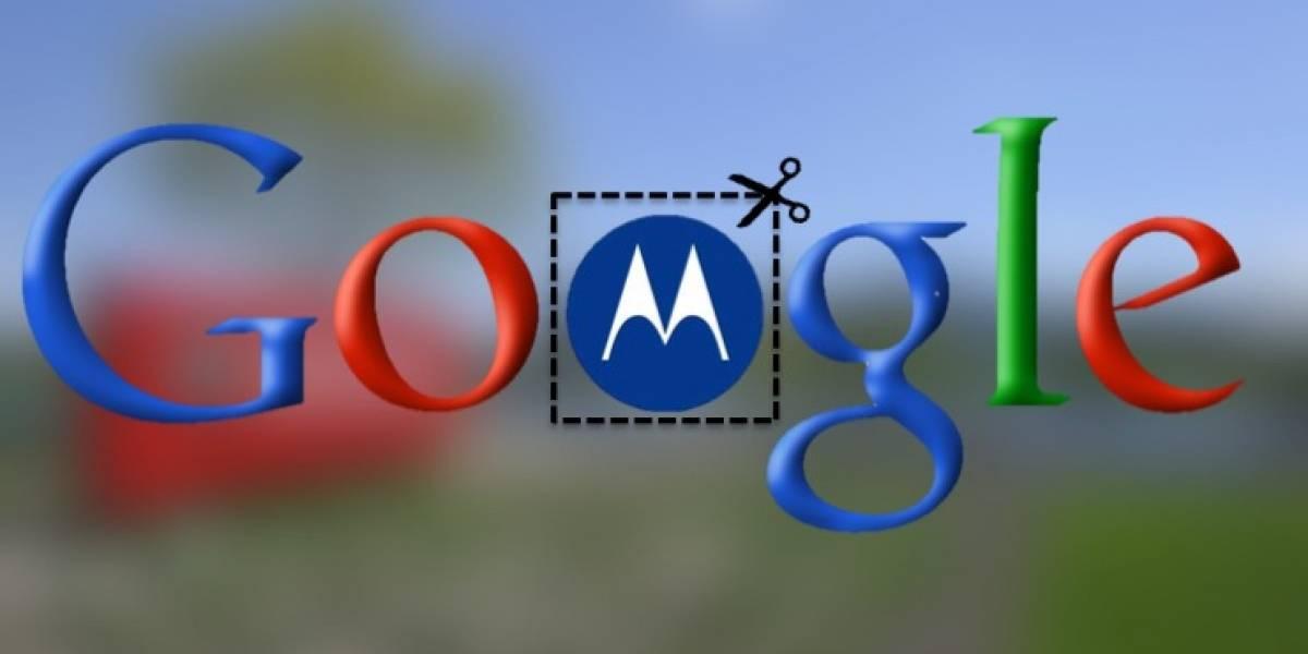 Google recortará 4 mil puestos de trabajo de Motorola Mobility