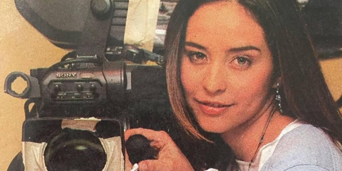 """Diana Ángel les contesta a quienes creen que """"no está trabajando"""""""
