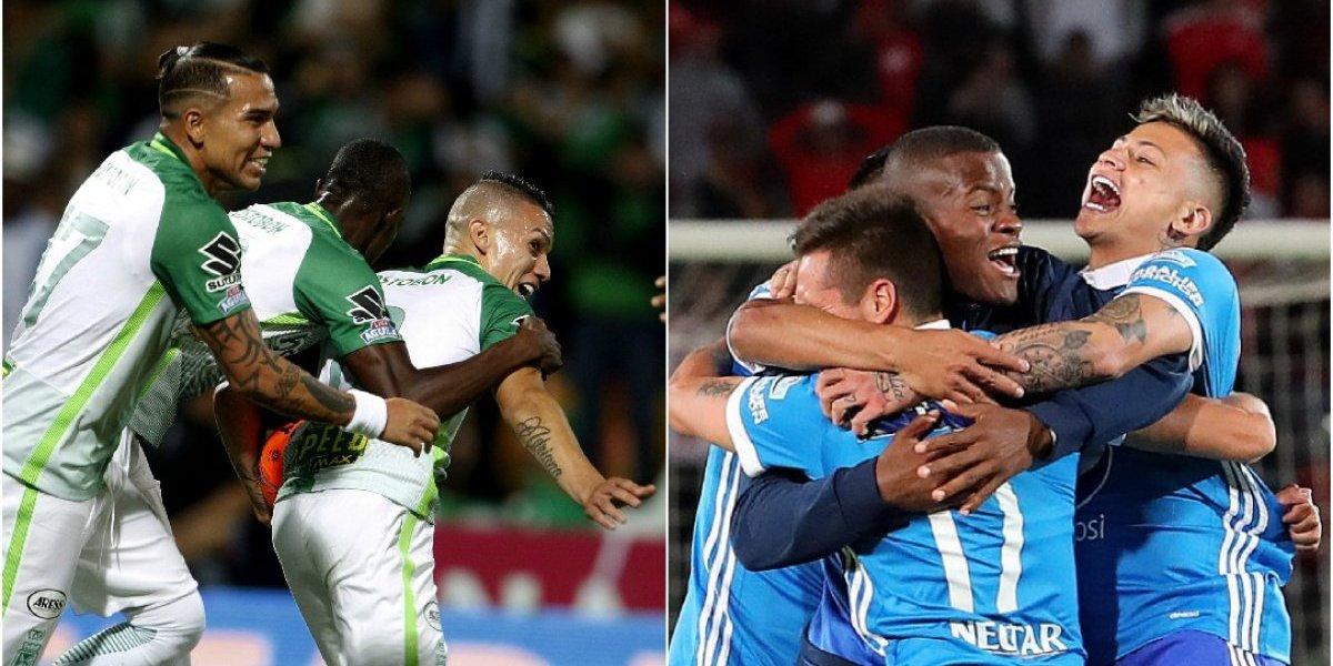 Antes de la Superliga, Nacional y Millonarios anunciaron dos flamantes refuerzos