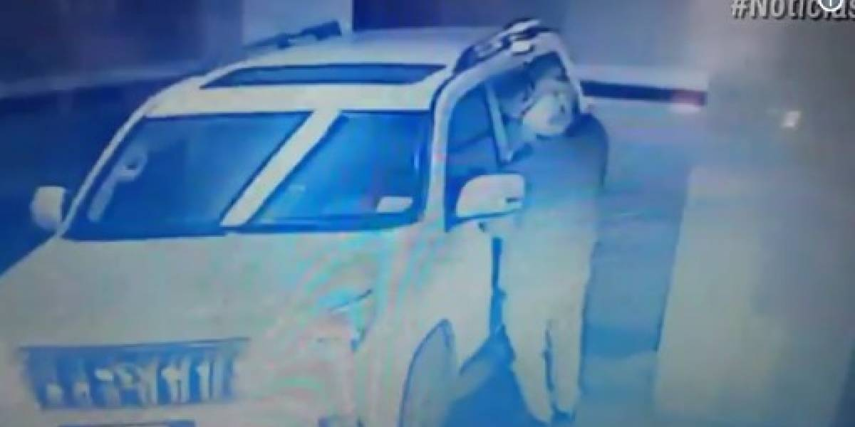 Estos son los delincuentes capturados por el robo a una mujer en Rosales