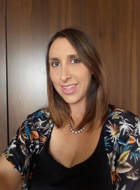 Gabriela Ulloa, afectada