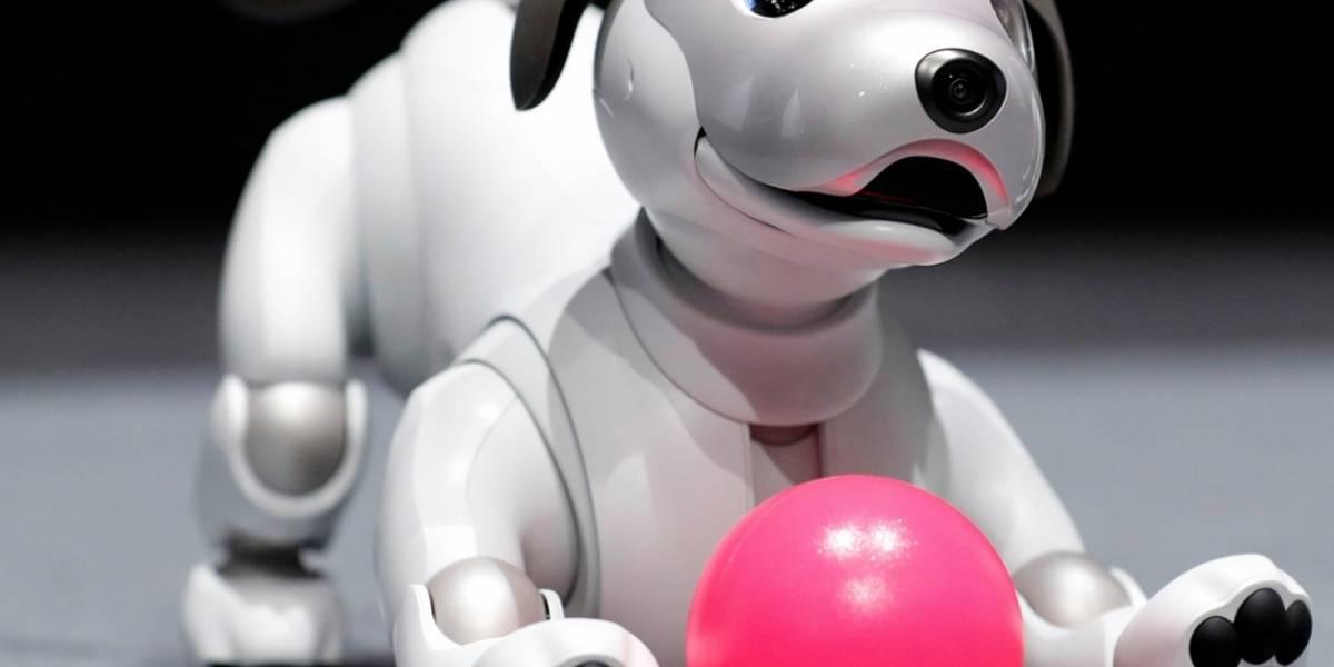 Ni de carne ni de hueso, Aibo el perro con inteligencia artificial