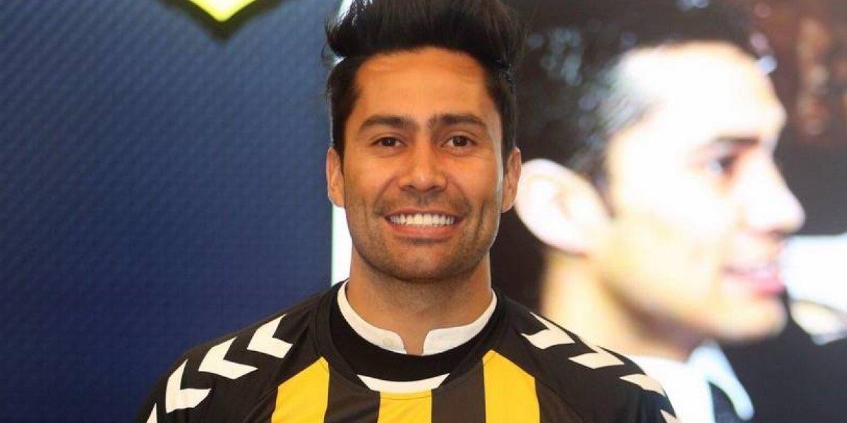 Sigue en Medio Oriente: Luis Jiménez defenderá al Qatar Sports Club