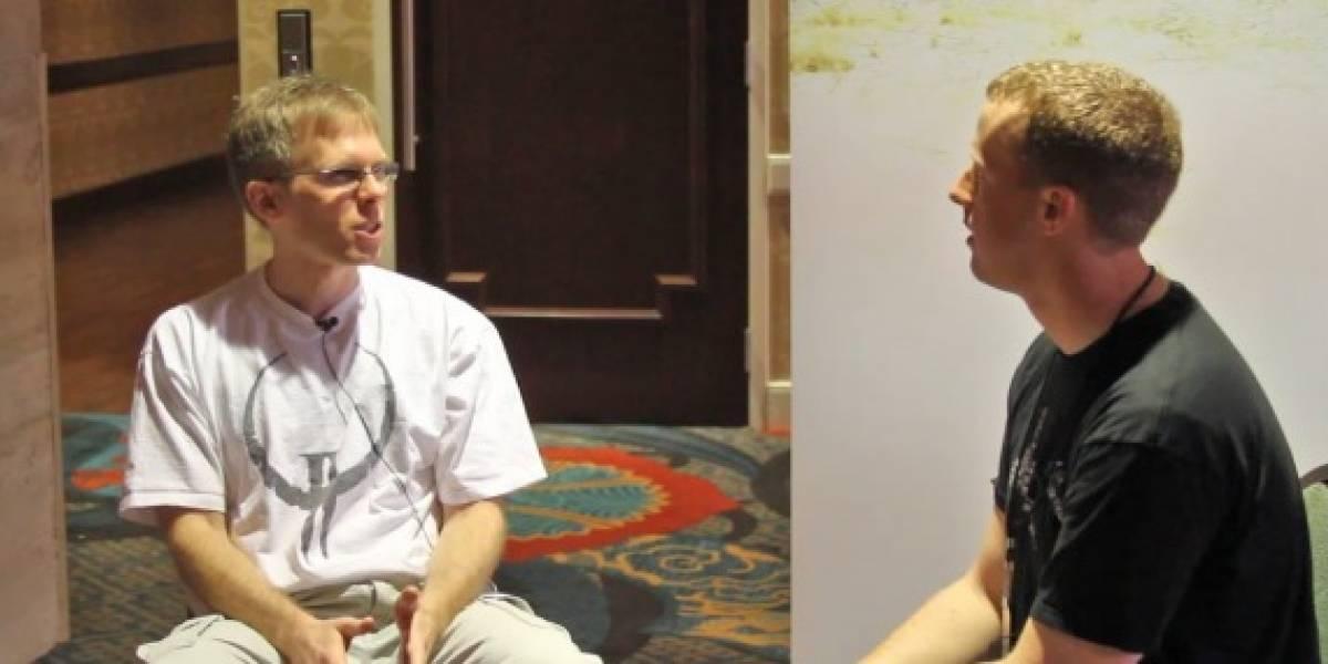 John Carmack habla sobre el futuro de los GPUs