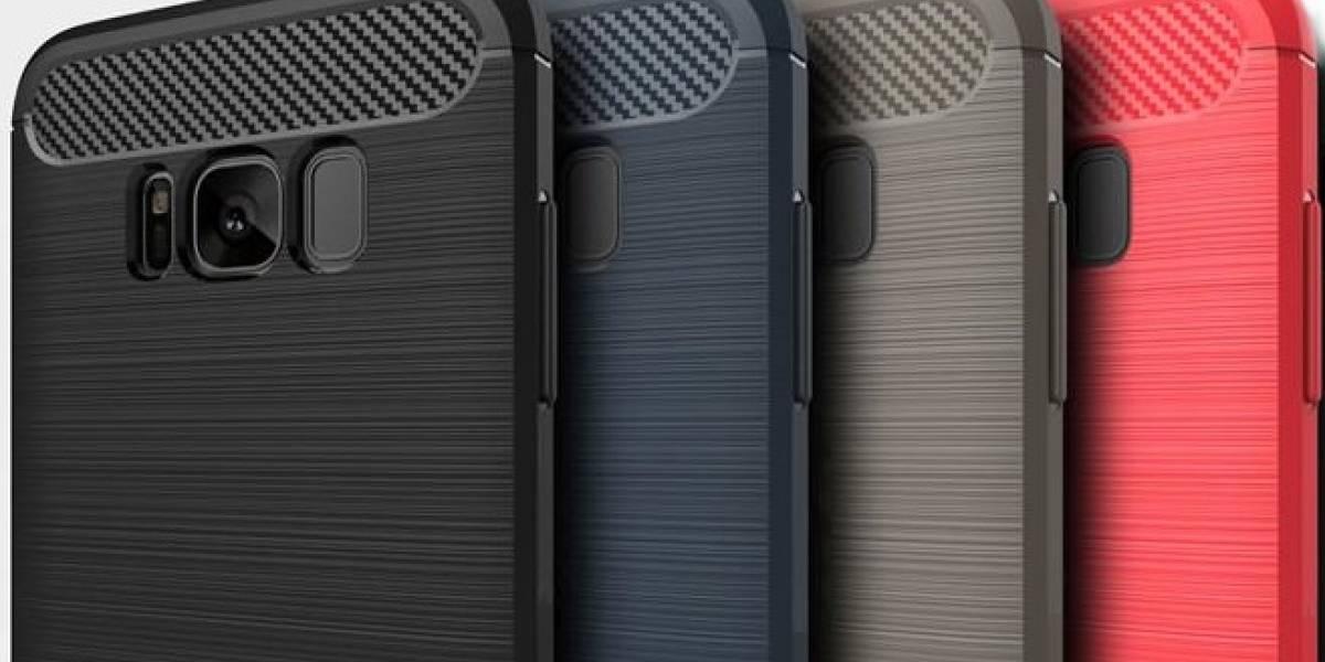 Esta carcasa arregla un problema del Galaxy S8