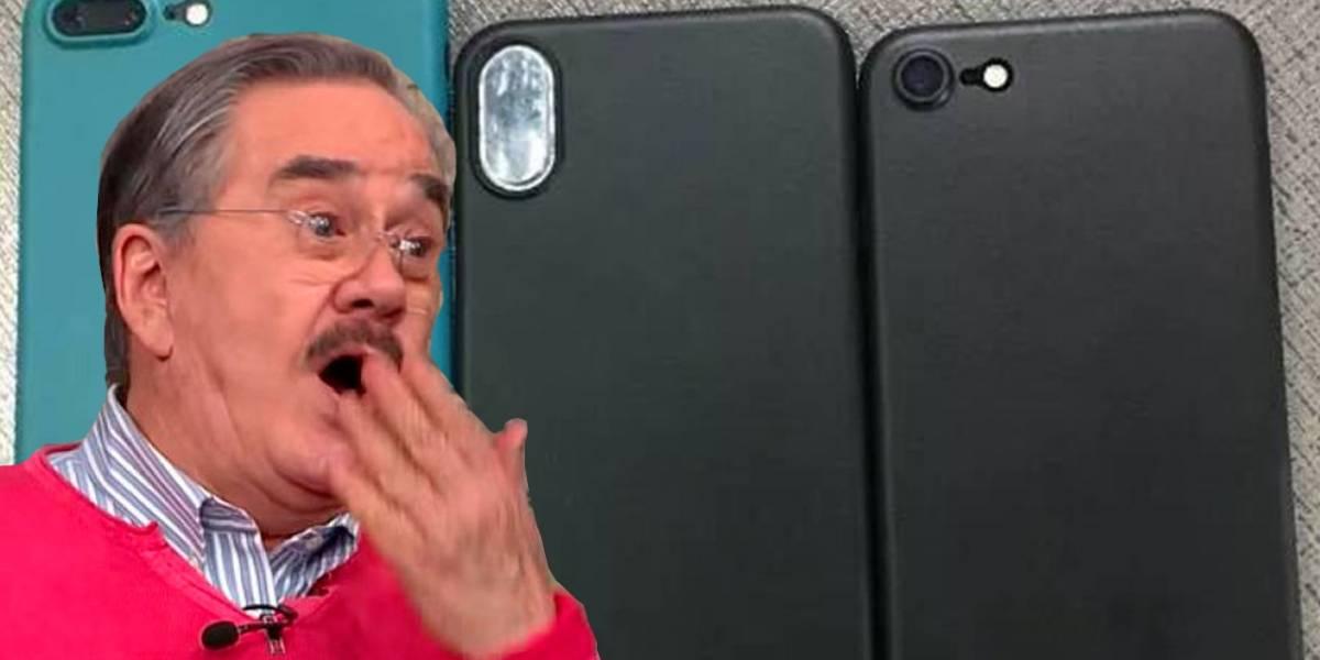 Se filtran más carcasas del iPhone 7s, iPhone 7s Plus y iPhone 8