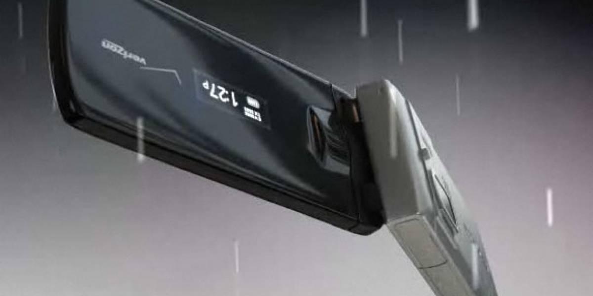 Casio lanza teléfono de 5MP y resistente al agua