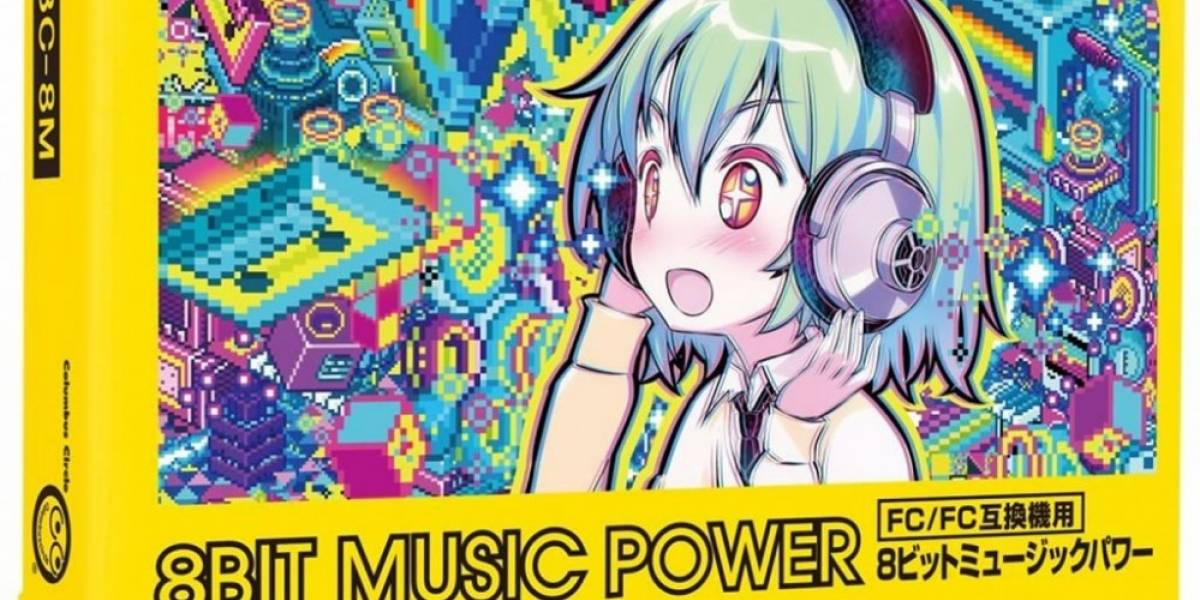 Artista lanzó nuevo disco exclusivo para la NES
