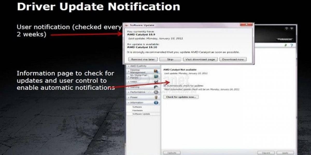 ¡Alerta! Desactiven las actualizaciones automáticas de los controladores AMD Catalyst