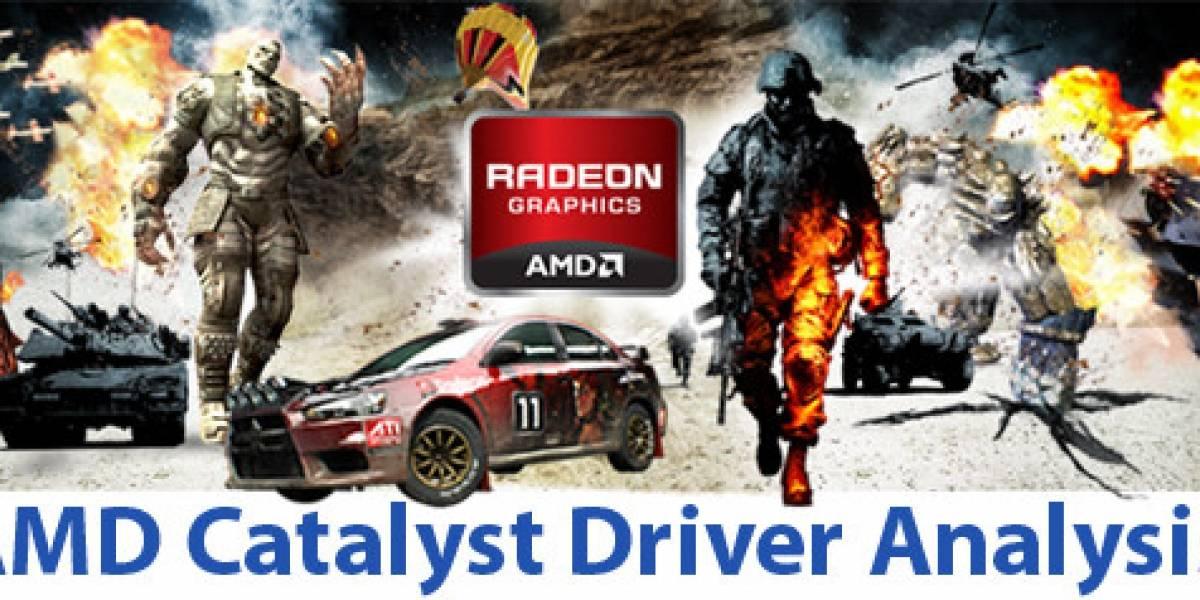 Controladores AMD Catalyst 11.9 WHQL a prueba